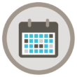 Show all upcoming events in one place, calendars
