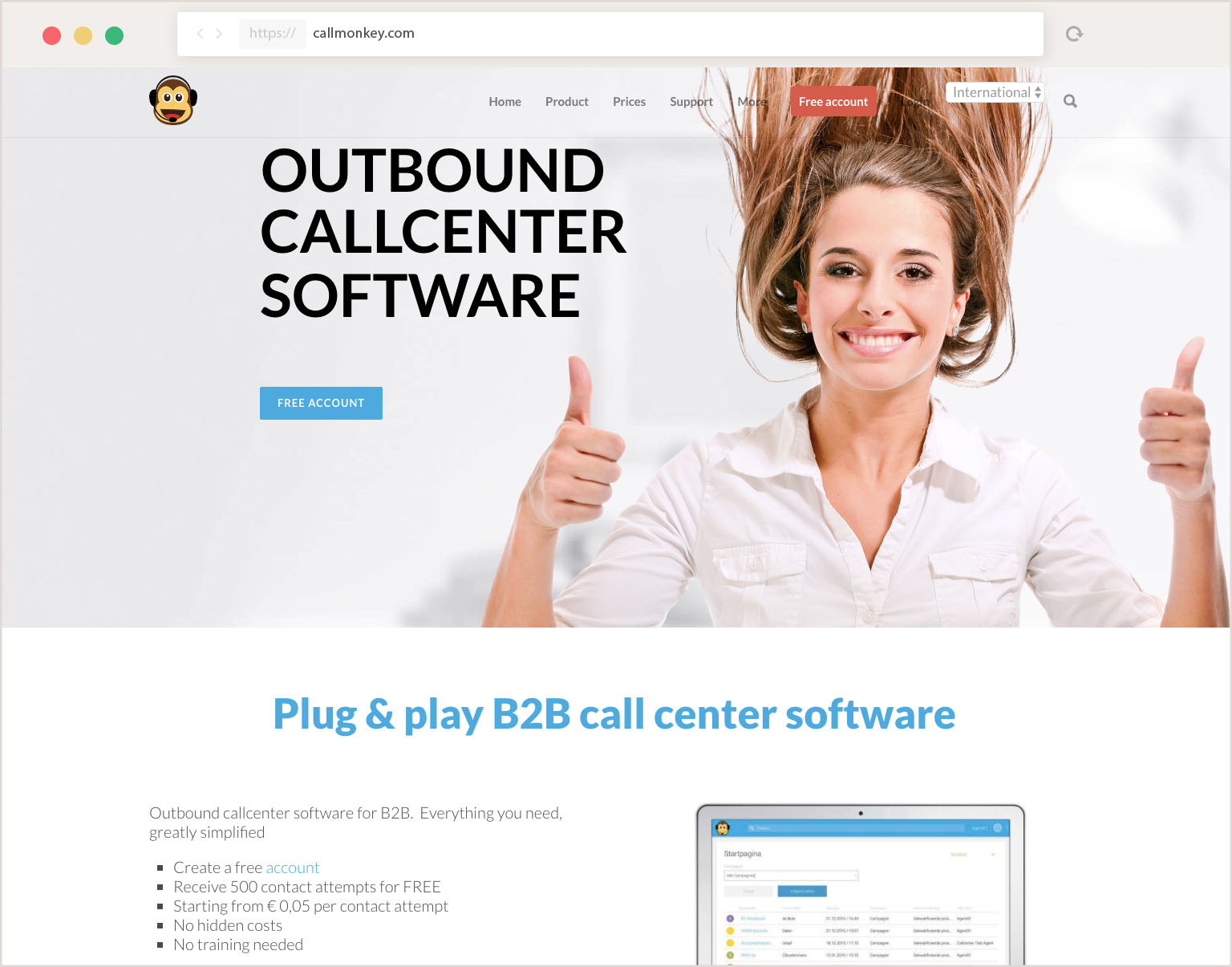 Calendar Integration for Telemarketing Software