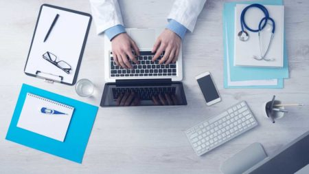 7 ways technology can save healthcare practitioners time.