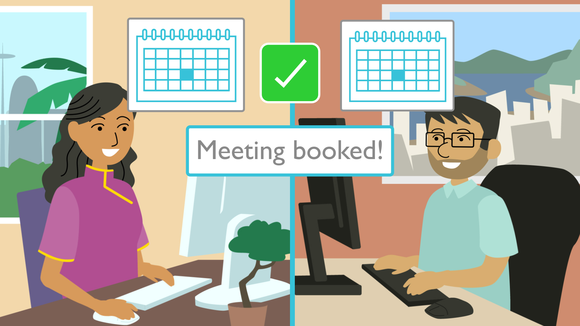 Schedule meetings in Slack with Cronofy's Slack Calendar Connector
