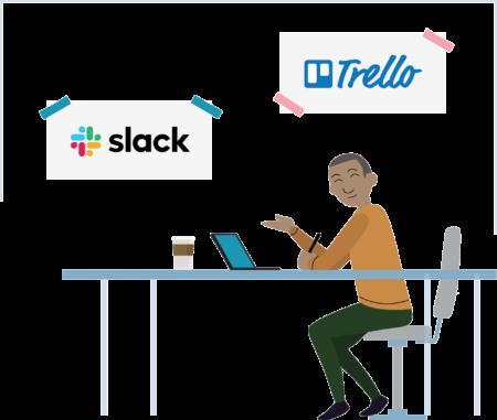 Slack and Trello Calendar Connectors by Cronofy
